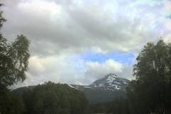 Vindøla og Fruhøtta, nedenfor Røstasetra